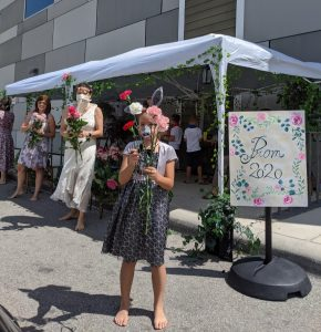 End of School parade, June 2020. Photo credit: Iris Gonzalez